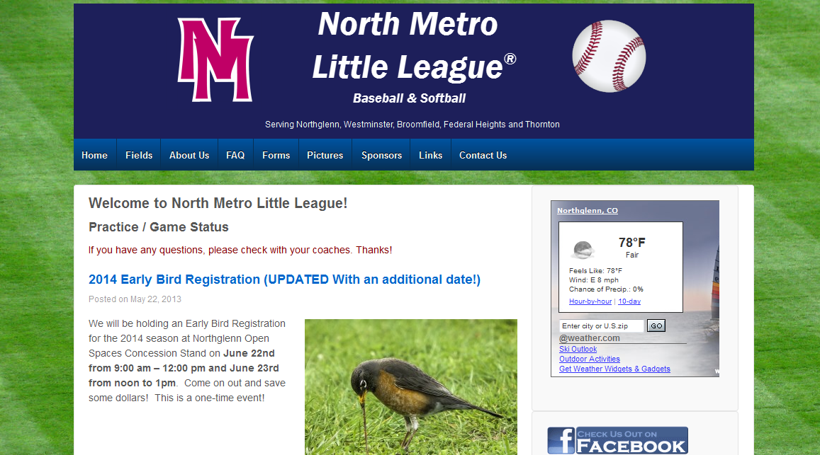 North Metro Little League